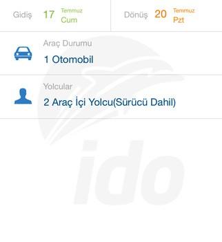 İDO Mobile Ekran Görüntüleri - 2