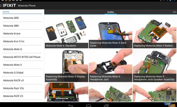 iFixit: Repair Manual Ekran Görüntüleri - 2