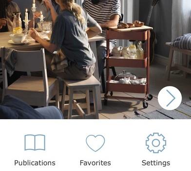 IKEA Kataloğu Ekran Görüntüleri - 1