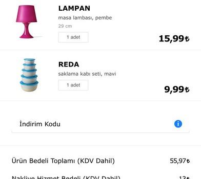 IKEA Mobil Ekran Görüntüleri - 3