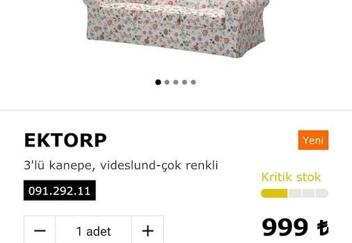 IKEA Mobil Ekran Görüntüleri - 1