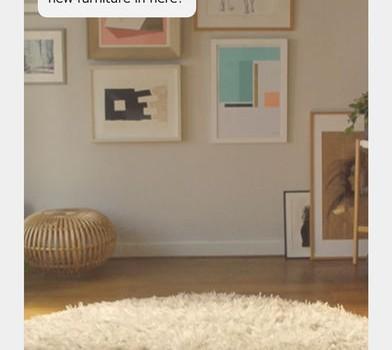 IKEA Place Ekran Görüntüleri - 1