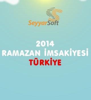 İmsakiye Türkiye 2014 Ekran Görüntüleri - 3