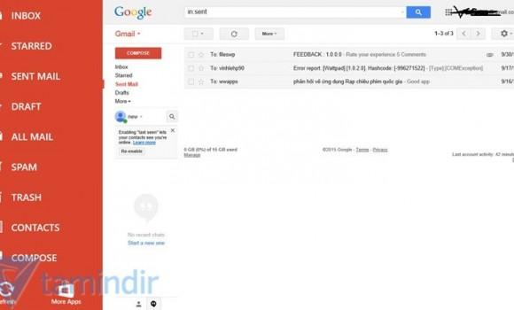 Inbox for Gmail Ekran Görüntüleri - 2