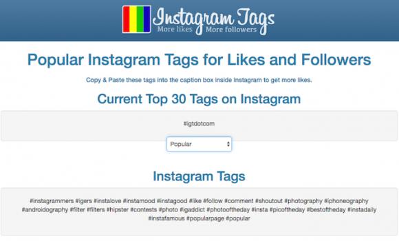 Instagram Tags Ekran Görüntüleri - 1
