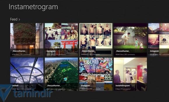 Instametrogram Ekran Görüntüleri - 3