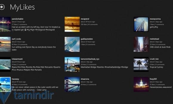 Instametrogram Ekran Görüntüleri - 2