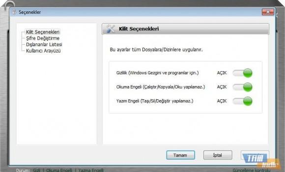 IObit Protected Folder Ekran Görüntüleri - 2