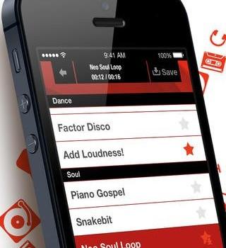 iOS 7 için Ücretsiz Zil Sesleri Ekran Görüntüleri - 1