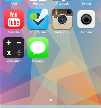 iOS 7 Launcher Ekran Görüntüleri - 3