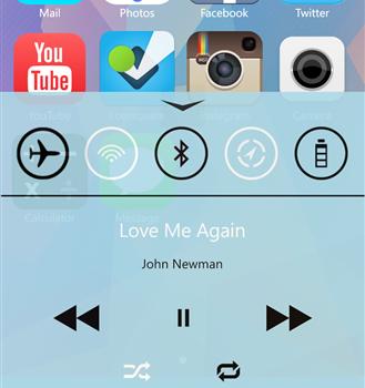 iOS 7 Launcher Ekran Görüntüleri - 2