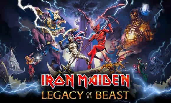 Iron Maiden: Legacy of the Beast Ekran Görüntüleri - 5