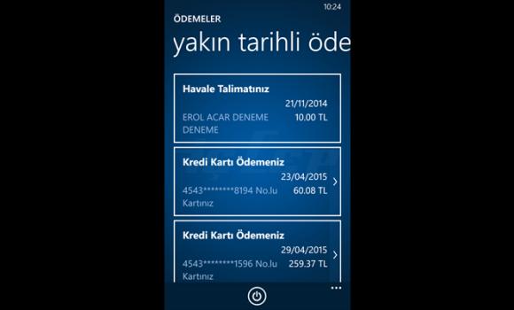 İşCep Ekran Görüntüleri - 2
