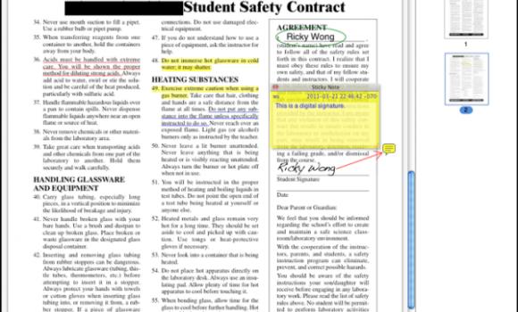 iSkysoft PDF Editor for Mac Ekran Görüntüleri - 3