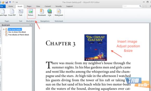 iSkysoft PDF Editor Ekran Görüntüleri - 2