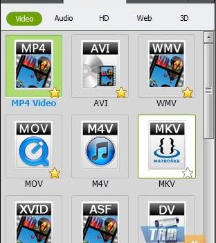 iSkysoft Video Converter Ekran Görüntüleri - 2