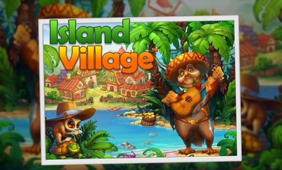 Island Village Ekran Görüntüleri - 1