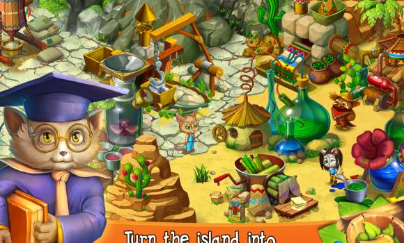 Island Village Ekran Görüntüleri - 4
