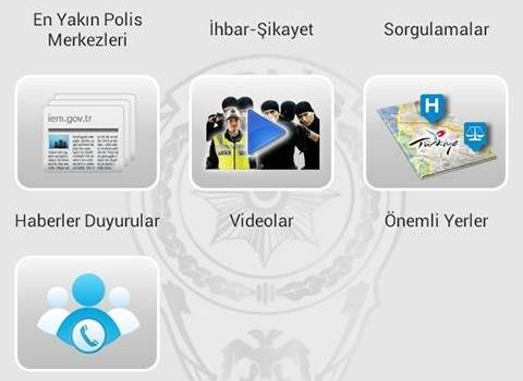 İstanbul Polis Ekran Görüntüleri - 3