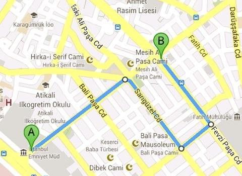 İstanbul Polis Ekran Görüntüleri - 2