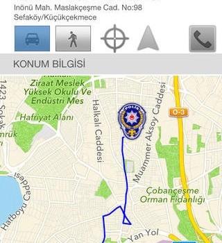 İstanbul Polis Ekran Görüntüleri - 1