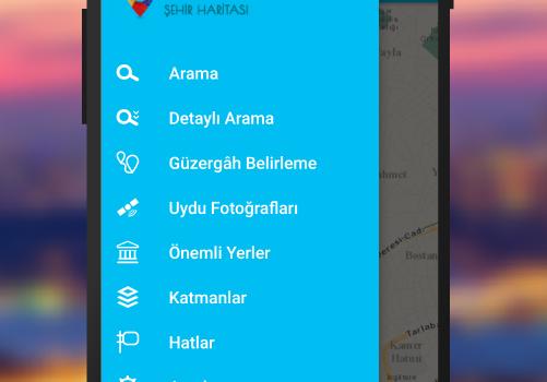İstanbul Şehir Haritası Ekran Görüntüleri - 2