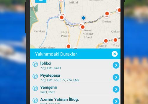 İstanbul Şehir Haritası Ekran Görüntüleri - 1