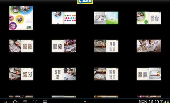 İstikbal Mobil Katalog Ekran Görüntüleri - 3