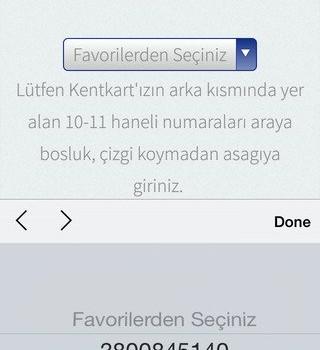 İzmir Gelişmiş Ulaşım Sistemi Ekran Görüntüleri - 1