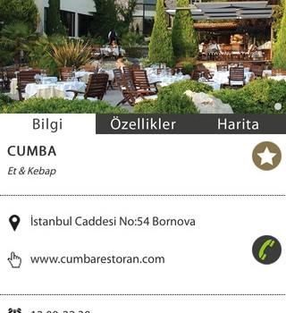 İzmir Gourmet Guide Ekran Görüntüleri - 3