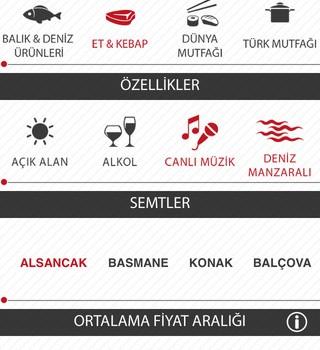 İzmir Gourmet Guide Ekran Görüntüleri - 2
