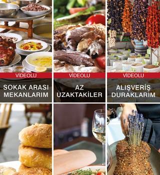 İzmir Gourmet Guide Ekran Görüntüleri - 1