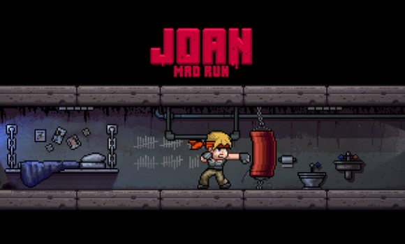 Joan Mad Run Ekran Görüntüleri - 1