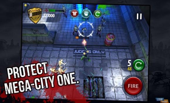Judge Dredd vs. Zombies Ekran Görüntüleri - 1
