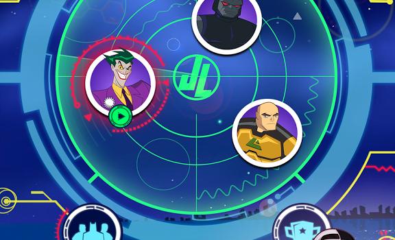 Justice League Action Run Ekran Görüntüleri - 5