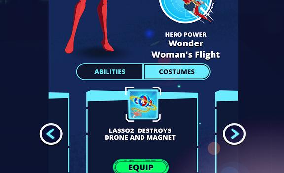Justice League Action Run Ekran Görüntüleri - 2