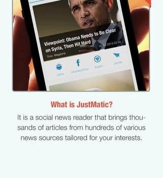 JustMatic Ekran Görüntüleri - 3