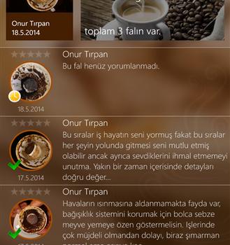 Kahve Falı Ekran Görüntüleri - 3