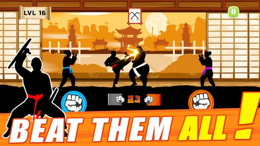 Karate Fighter Ekran Görüntüleri - 4