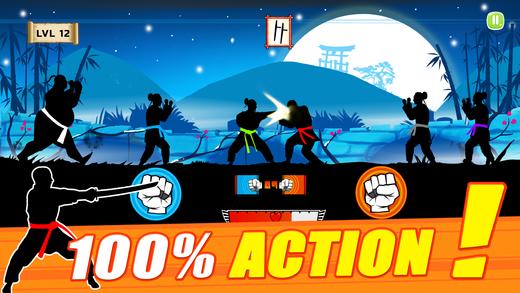 Karate Fighter Ekran Görüntüleri - 1
