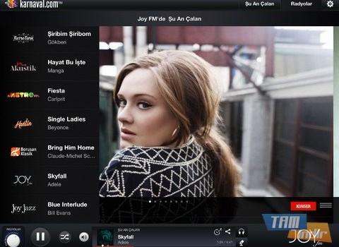 Karnaval iPad Ekran Görüntüleri - 2