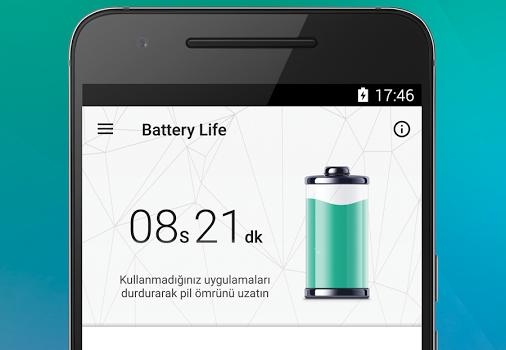 Kaspersky Battery Life Ekran Görüntüleri - 1