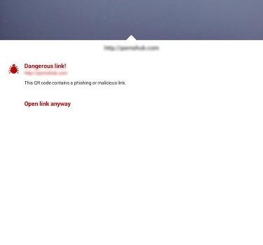 Kaspersky QR Scanner Ekran Görüntüleri - 4