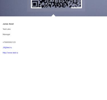 Kaspersky QR Scanner Ekran Görüntüleri - 2