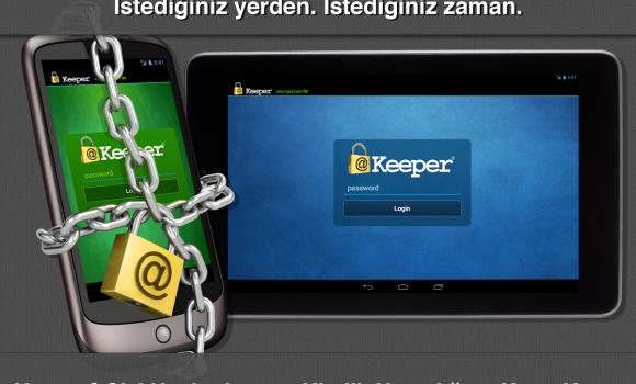 Keeper Ekran Görüntüleri - 3