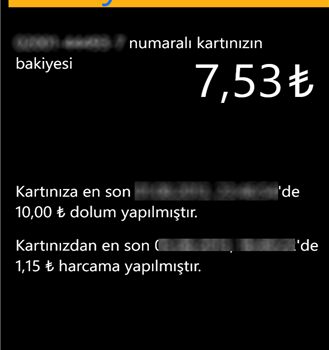 KentKartPlus Ekran Görüntüleri - 2