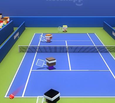 Ketchapp Tennis Ekran Görüntüleri - 4