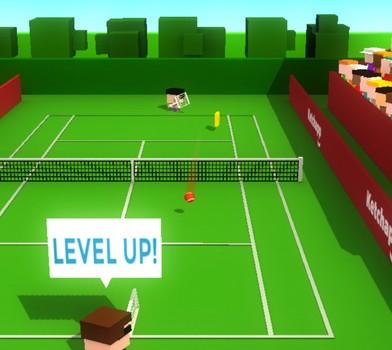 Ketchapp Tennis Ekran Görüntüleri - 3