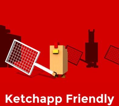 Ketchapp Tennis Ekran Görüntüleri - 2