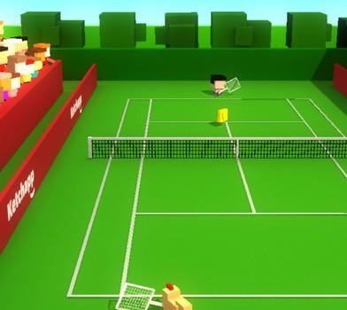 Ketchapp Tennis Ekran Görüntüleri - 1